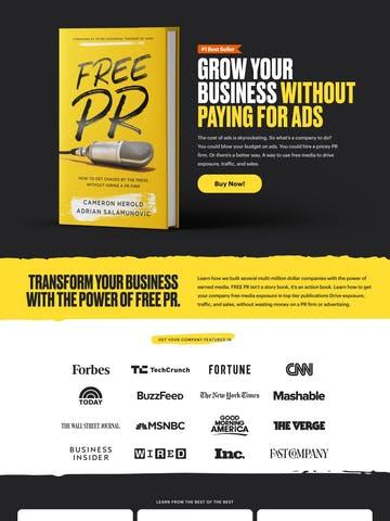 Free PR Book Thumbnail Preview
