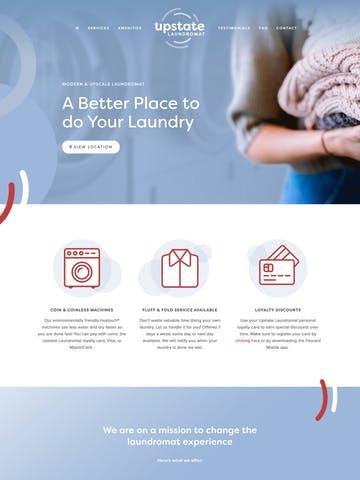 Upstate Laundromat Thumbnail Preview
