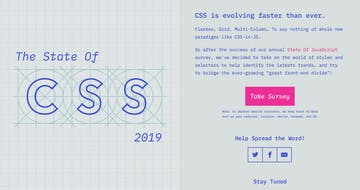 The State of CSS Survey 2019 Thumbnail Preview
