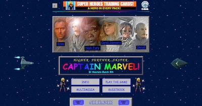 Captain Marvel Thumbnail Preview