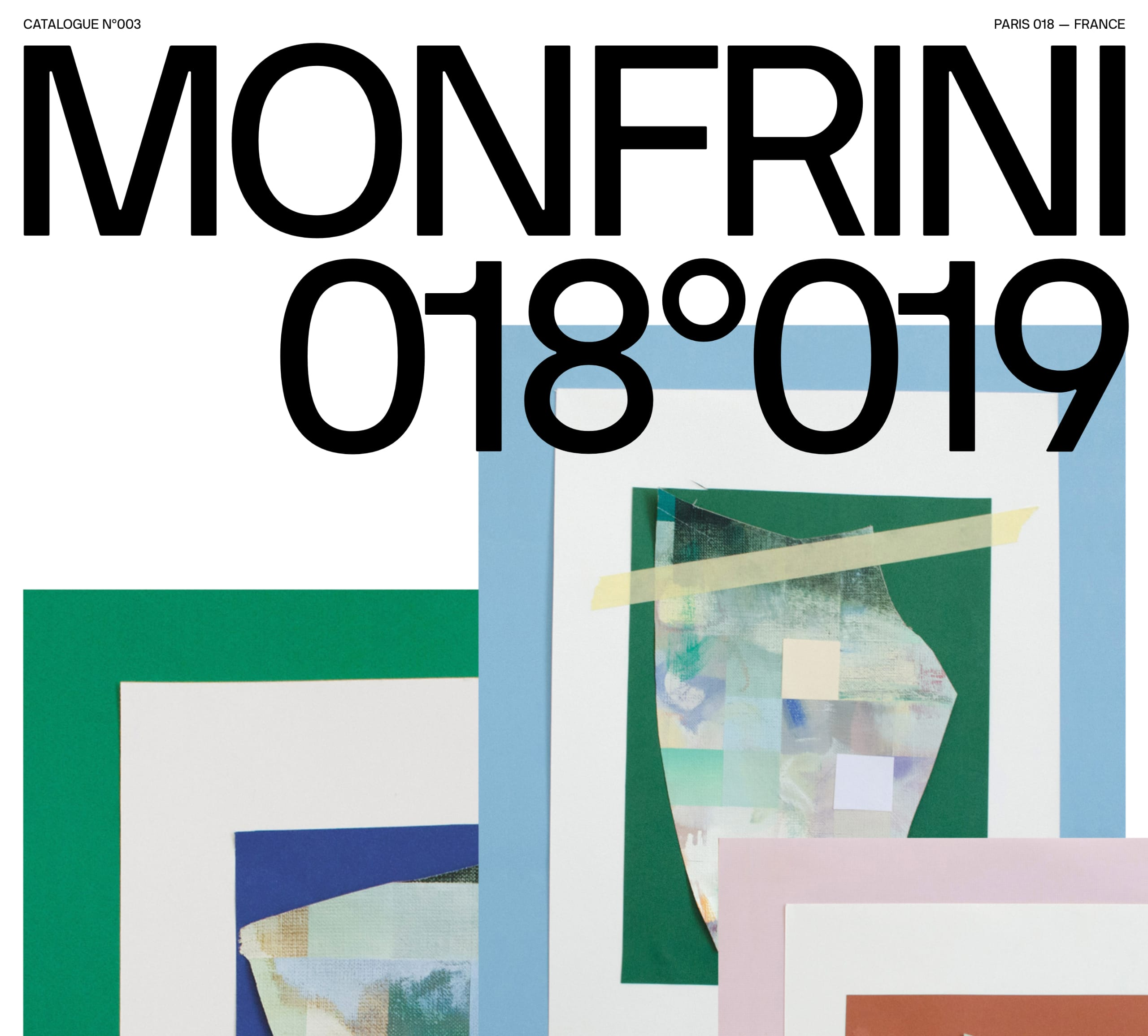 Florian Monfrini Website Screenshot