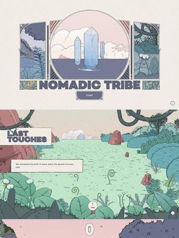 Nomadic Tribe Thumbnail Preview