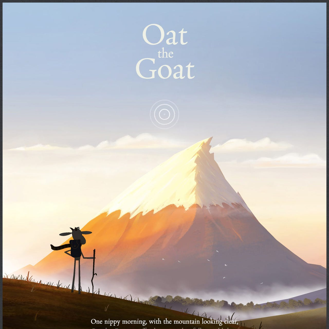 Oat The Goat Website Screenshot