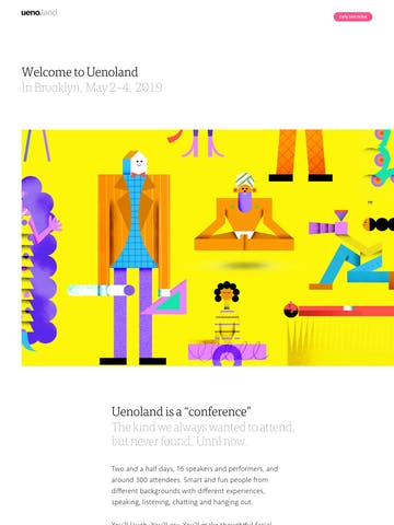 Uenoland Thumbnail Preview