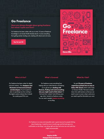 Go Freelance eBook Thumbnail Preview