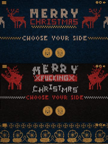 Ugly Christmas Sweater Generator Thumbnail Preview