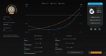 Startup Calculator Thumbnail Preview