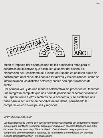Ecosistema del Diseño Español Thumbnail Preview