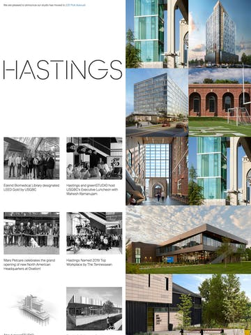 Hastings Architecture Thumbnail Preview