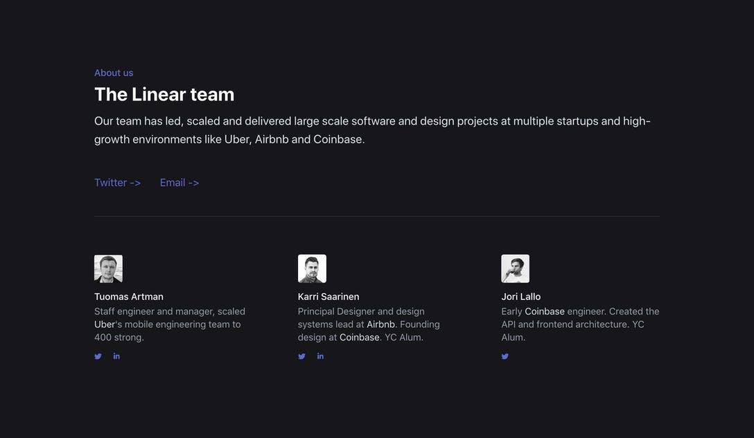 17 Website Team Section Design References