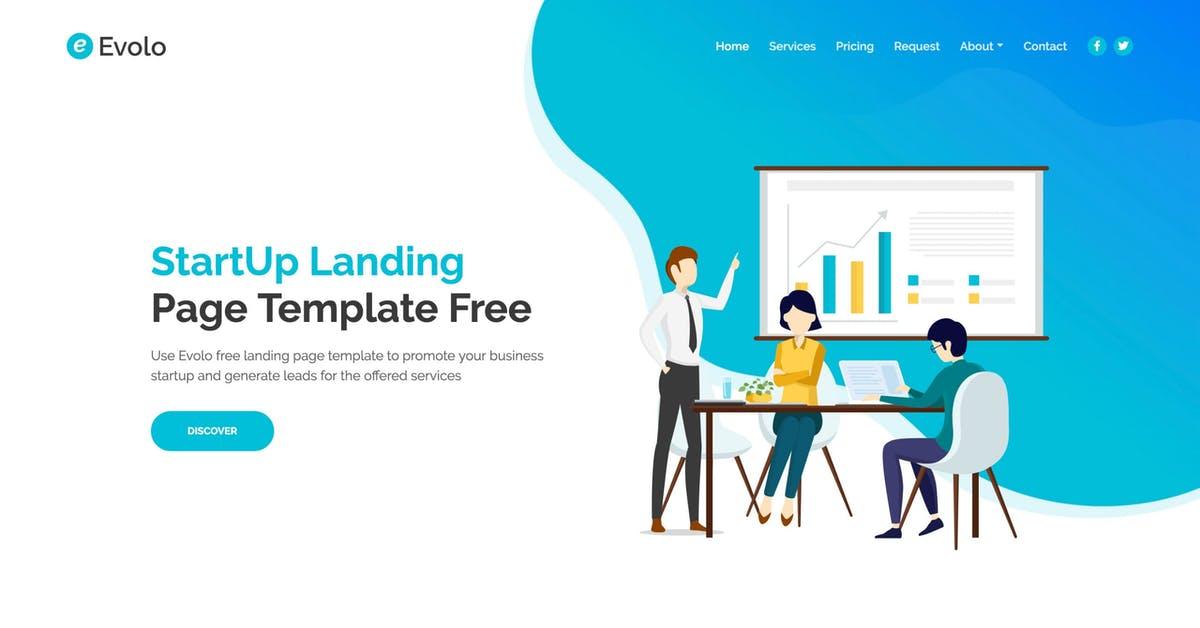 Landing Page Website Templates