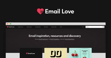 Email Love is live.