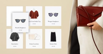 5 Stylish Squarespace Templates to Promote your Clothing Brand