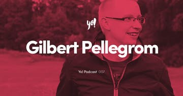 Yo! Podcast #007 – Gilbert Pellegrom – Software Engineer, Nivo Slider Founder