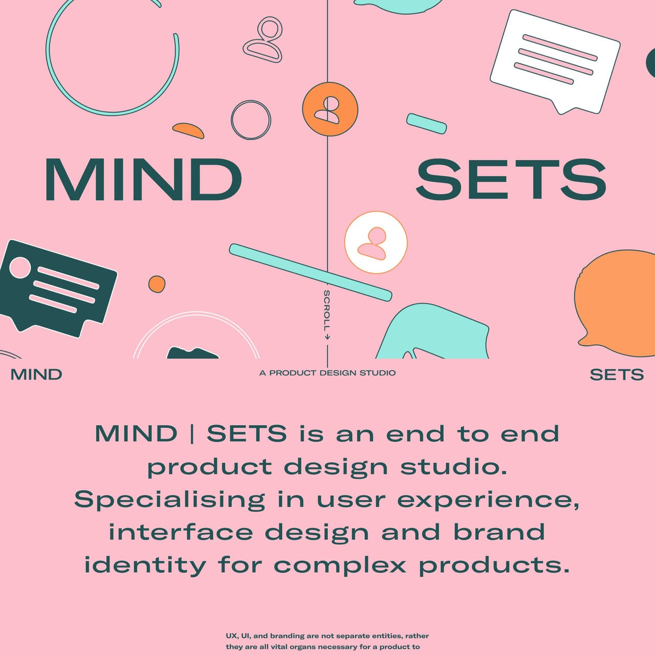 MIND | SETS Website Screenshot