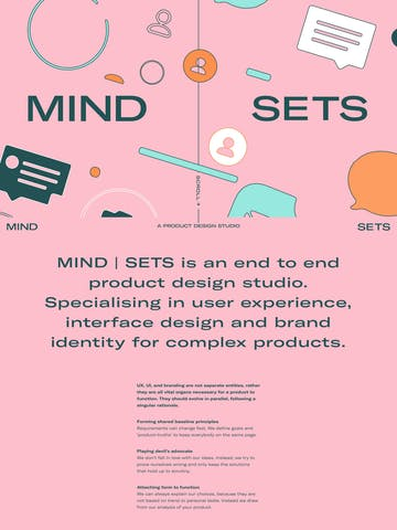 MIND | SETS Thumbnail Preview