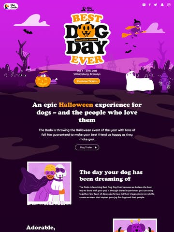 Best Dog Day Ever – Halloween Edition Thumbnail Preview