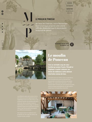Le Moulin de Ponceau Thumbnail Preview