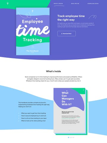 Employee Time Tracking: Handbook Thumbnail Preview