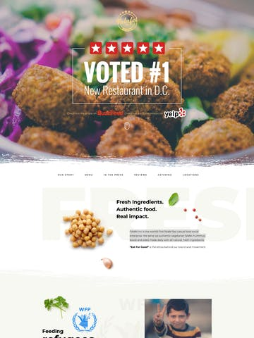 Falafel Inc Thumbnail Preview