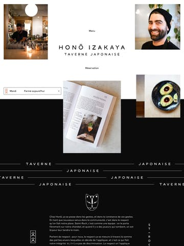 Hono Izakaya Thumbnail Preview