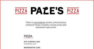 Pizzeria Pale's Thumbnail Preview