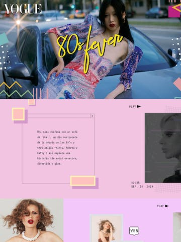 80s Fever by Vogue Thumbnail Preview