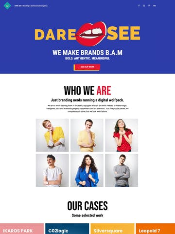 DARE.SEE Thumbnail Preview