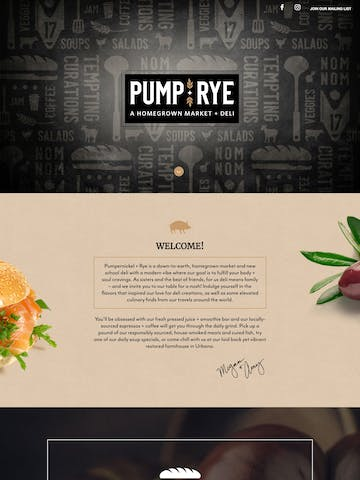 Pumpernickel and Rye Thumbnail Preview