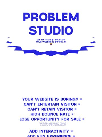 Problem Studio Thumbnail Preview