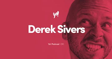 Derek Sivers on making your website stand out in 2020