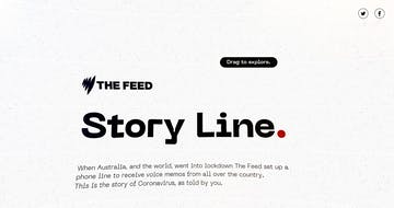 The Feed: Story Line Thumbnail Preview
