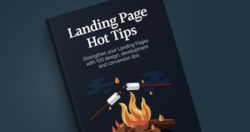 Get emailed 100 Landing Page Hot Tips 🔥