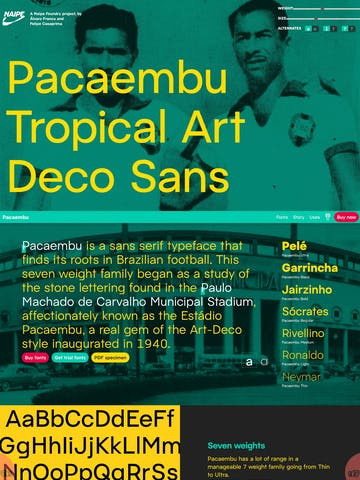 Pacaembu Thumbnail Preview