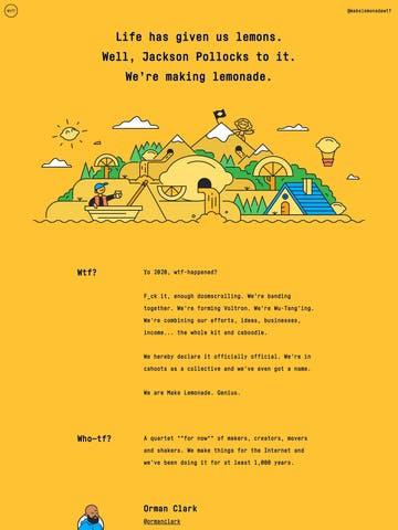 Make Lemonade Thumbnail Preview