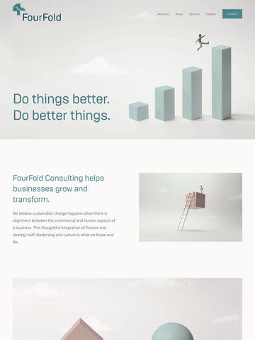 FourFold Consulting Thumbnail Preview