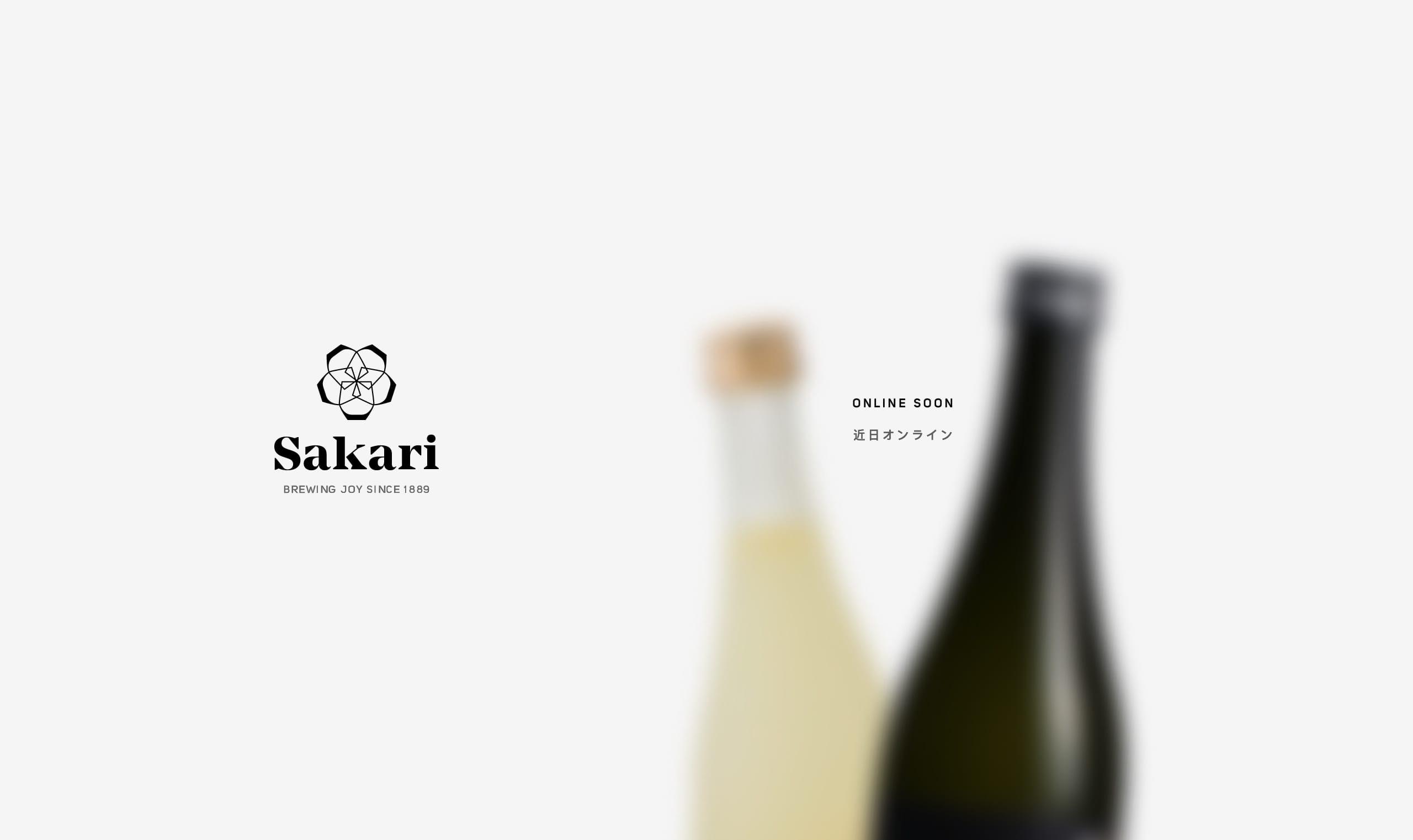 Sakari Website Screenshot