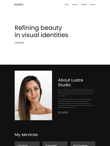 Lustre Studio Thumbnail Preview