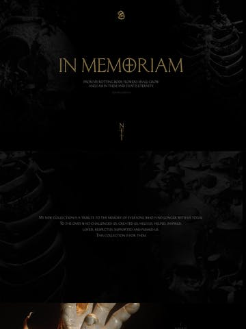In Memoriam Thumbnail Preview
