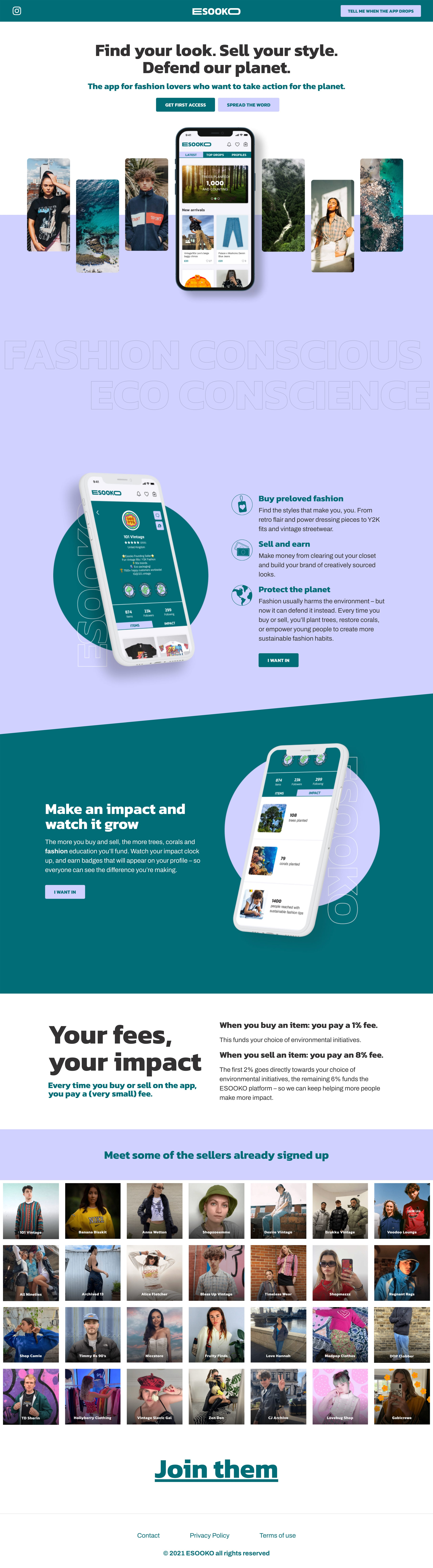 Esooko Website Screenshot