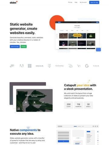 Designmodo Slides Thumbnail Preview
