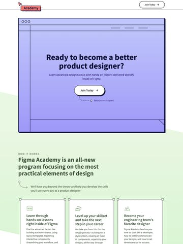Figma Academy Thumbnail Preview