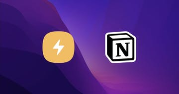 How to build a no-code One Pager with Super & Notion