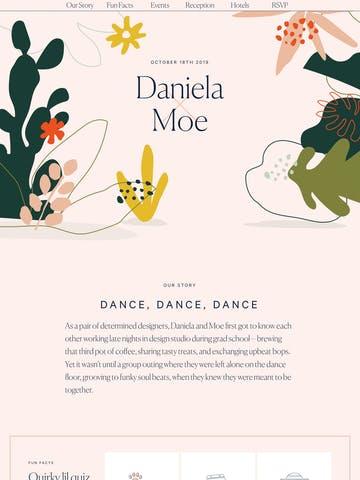 Daniela x Moe Thumbnail Preview