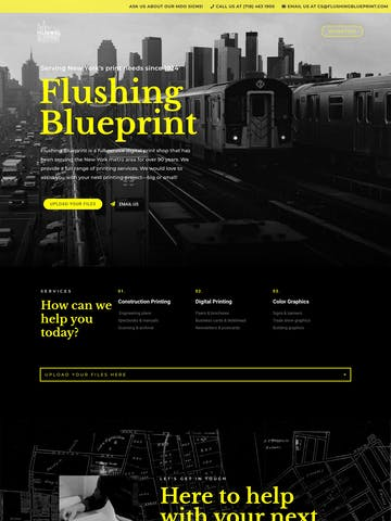 Flushing Blueprint Thumbnail Preview