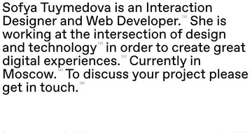 Sofya Tuymedova Thumbnail Preview