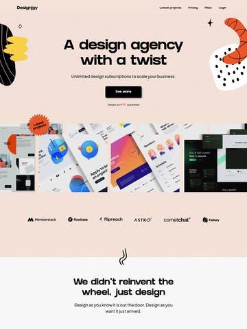 Designjoy Thumbnail Preview
