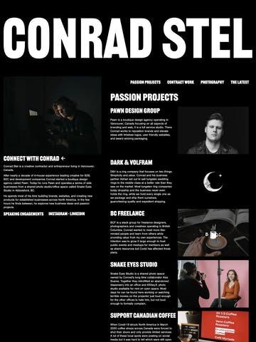 Conrad Stel Thumbnail Preview
