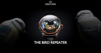 Bird Repeater by Jaquet Droz Thumbnail Preview
