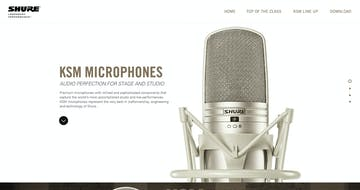 Shure KSM Microphones Thumbnail Preview